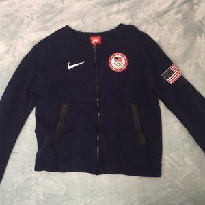 Nike USA Tech Fleece Jacket