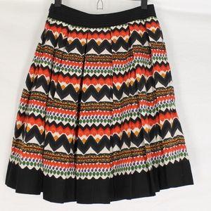 Anthropologie full tribal skirt