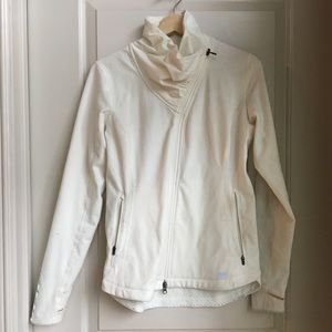 New Balance Cream Jacket