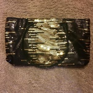 Ladies sequence bag