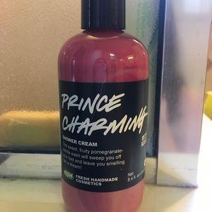 Lush Cosmetics Prince Charming shower cream