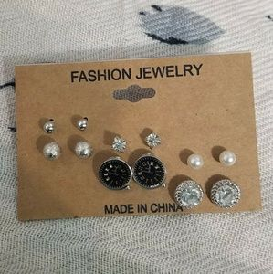 6 pack earrings