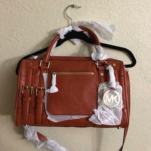 "NEW! Michael Kors ""McGraw"" Bag"