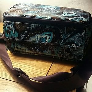 Vera Bradley Collapsable Lunch Bag / Cooler New