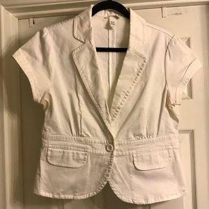 H&M Short Sleeved Blazer