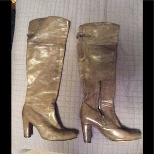 Sam Edelman otk boots