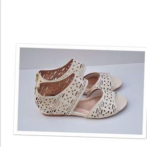 Anthropologie Miss Albright sandals