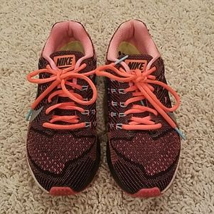 Nike Womens Zoom Structure 18 Running Shoes Sz 6.5
