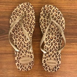 Havaianas Flip Flops size 9/10