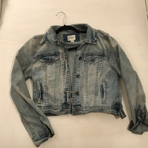 Forever 21 Premium Denim Jacket