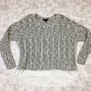Lane Bryant Cropped Trendy Sweater 18/20