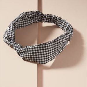 Anthropologie Dauphine's of NY wide knot headband