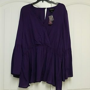 Lane Bryant Top new with tags