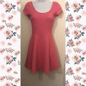 CR Pink skater dress