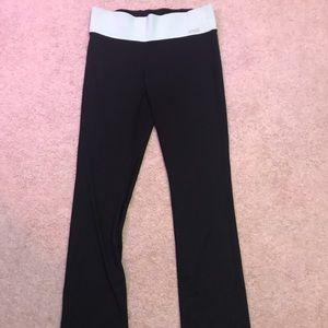 PINK Victoria's Secret Reversible Yoga Pants