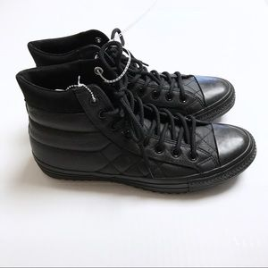 Converse - Quilted Leather Shoes