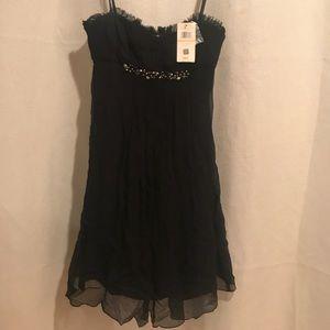 NWT BCBGMazazria Strapless Cocktail Dress