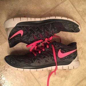 Nike Free 50 running shoes