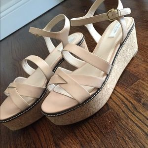 Brand New Cole Haan Wedges 8.5