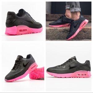 😍 Nike ULTRA Air Max 90 Sneaker 7 Trainer Pink