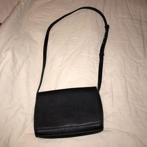 Black urban outfitters crossbody