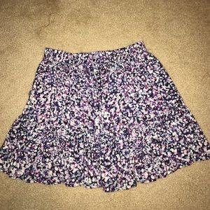 Aeropostale mini skirt