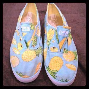 Pineapple Keds size 8.5