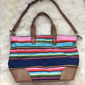 Stella & Dot Weekend Bag
