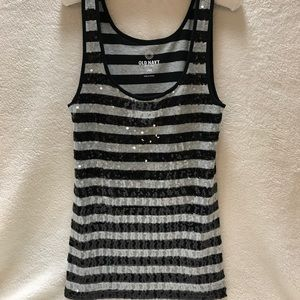 Old Navy sequence tank
