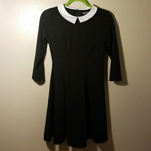 Black Dress long sleeve [New]