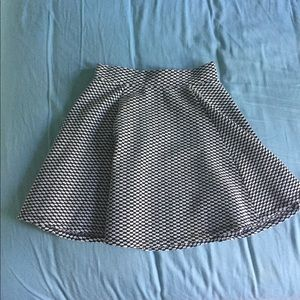 Polka Dor circle skirt