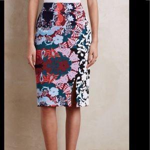 Maeve tearoom pencil skirt