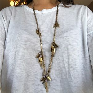 JCrew dangle necklace