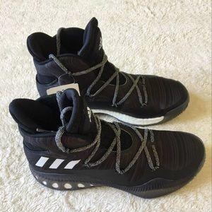 Men's Adidas Crazy Explosive Basketball Shoe Sz 9