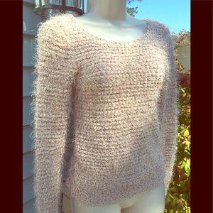 🌸Jennifer Lopez light pink sweater