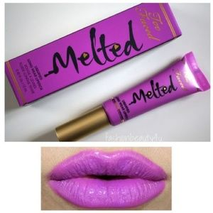 Too Faced Melted Lipstick💋💄