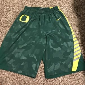 Oregon ducks shorts | Nike shorts