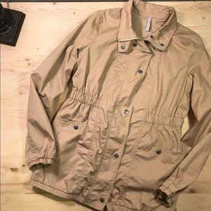 Old Navy - Khaki Utility Jacket