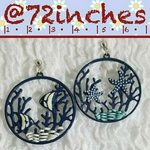 Jewelry - Under the Sea Earrings