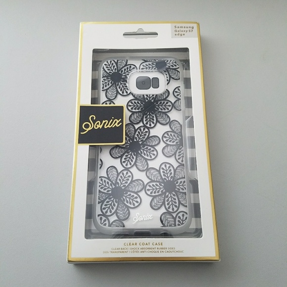newest 817a8 e7f4e Sonix Samsung Galaxy S7 edge Case NWT