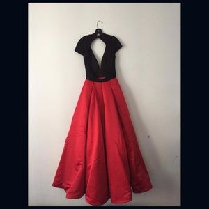 Jovani Red Prom dress/ ball gown