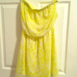 Neon Tube top dress