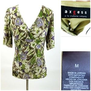 Axcess Blouse