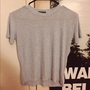 Fitted Brandy Melville Top
