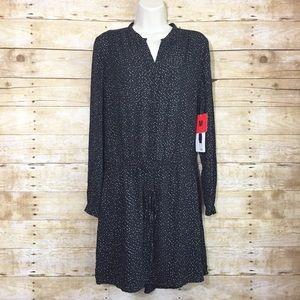 Hilary Radley dot dress