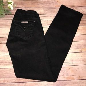 Black Hudson denim jeans