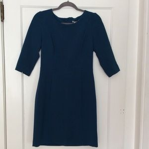 H&M Teal Dress