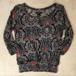 Lucky Brand Top NWOT