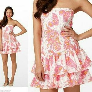 Lilly Pulitzer 'Elinor' Resort  Conched Out Dress