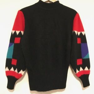 Vintage Spree Turtleneck Sweater